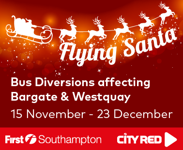 Flying Santa Diversions