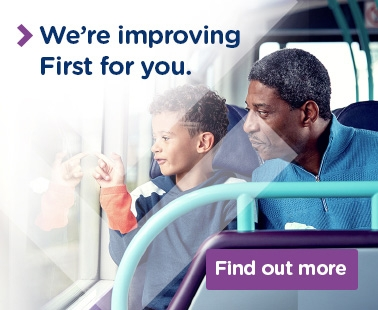 We're improving First for You. Find out more.