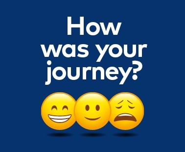 How was your journey? Tell First Bus using our online feedback form.