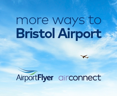 Bus services to Bristol Airport