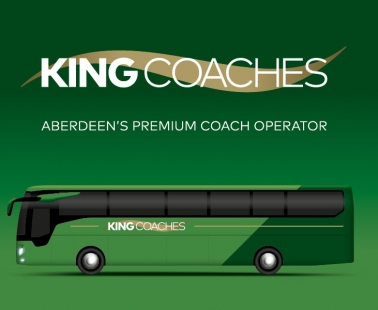 King Coaches - Aberdeen's Premium Coach Operator