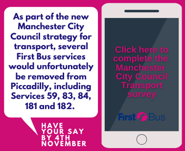 Manchester City Council Transport Strategy