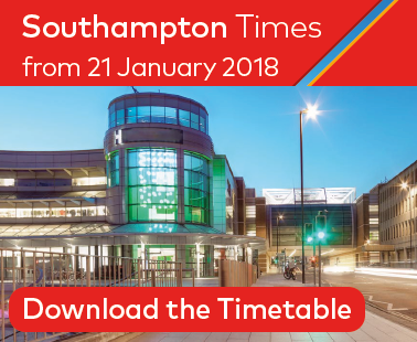 Southampton Network Guide - Valid from 21 January 2018