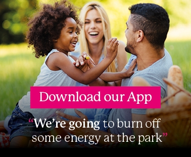 We're going to burn off some energy at the park - Download the First Bus App