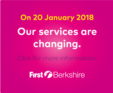 Our services are changing from 20 January 2018. Click for more information.