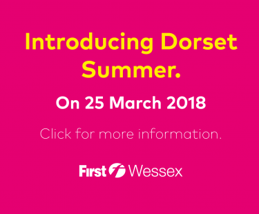 Introducing Dorset Summer from 25 March 2018