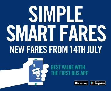 New Fares From 14th July
