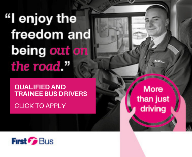 Qualified & Trainee First Bus Drivers