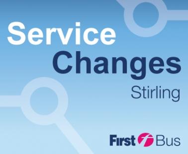 Stirling Service Changes