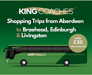 Shopping Trips from Aberdeen