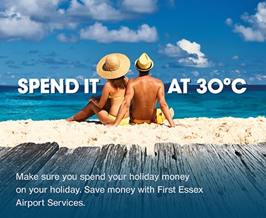 Southend, Stansted Airport, Summer, Holiday, X10 X30, Airport service