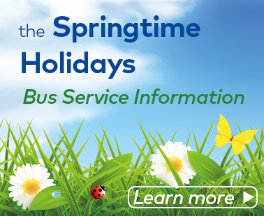 Spring Public Holiday Bus Service Information from First