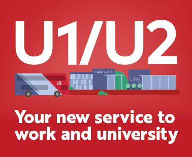 U1/U2 Bus Service