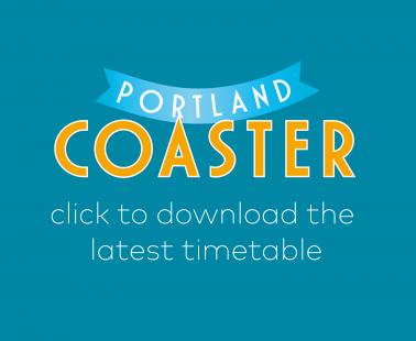 Portland Coaster - Timetable