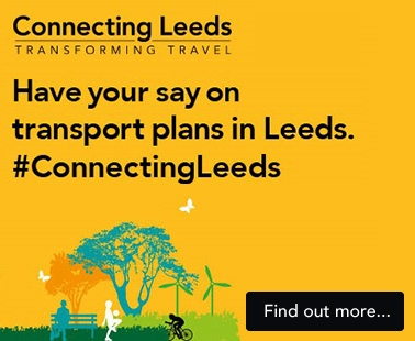 Have your say on transport plans in Leeds. #connectingleeds