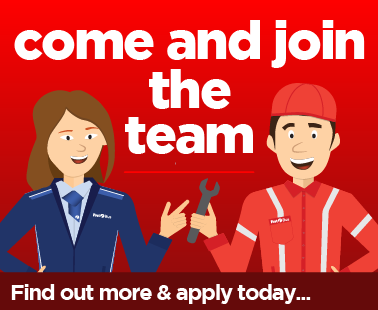 we're looking for drivers and engineers - come and join the team