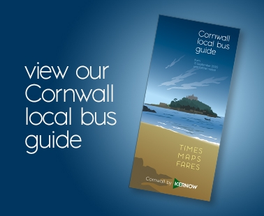 view our Cornwall local bus guide