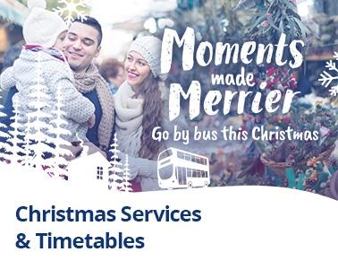 Christmas Timetable 2018