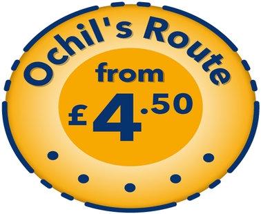 Ochil's Day Ticket