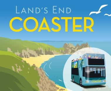 Lands End Coaster