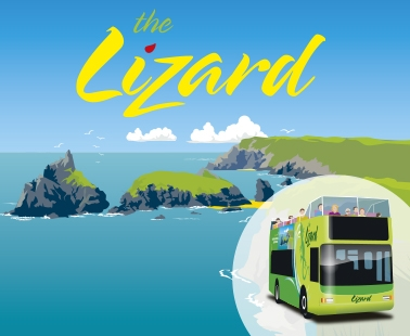 Adventures By Bus - the Lizard