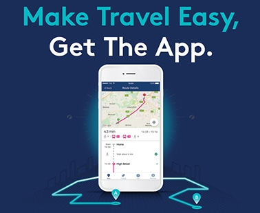 Make Travel Easy, Get the App