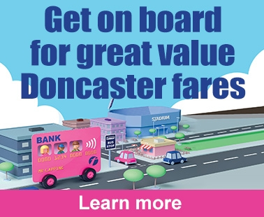 Tap & Cap fares in Doncaster