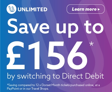 First Unlimited - save by switching to Direct Debit