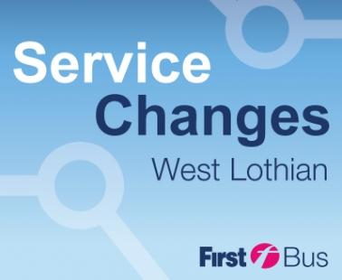 Network Changes West Lothian