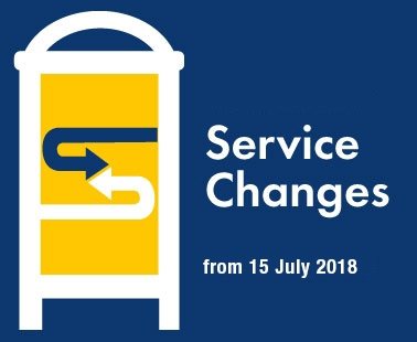 Service Changes in Leicester from Sunday 16 July