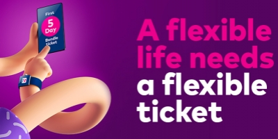Image for 'Flexible Tickets'