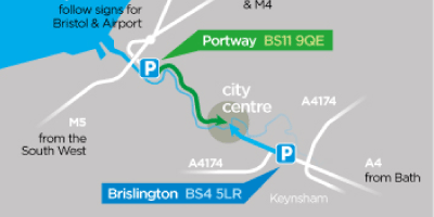 Image for 'Bristol Park & Ride'