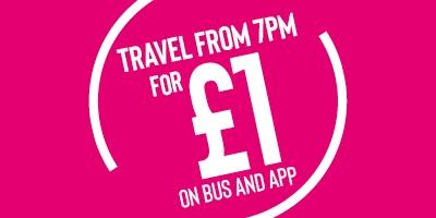 Image for '£1 evening offer'