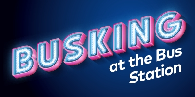 Image for 'Busking at the Bus Station'