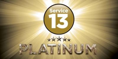 Image for 'Platinum service'
