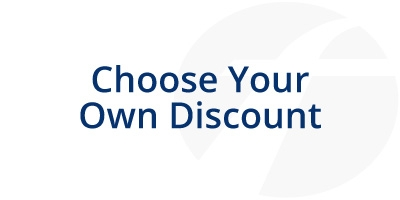 Image for 'Choose your own discount!'