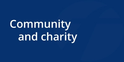 Image for 'Community and charity'