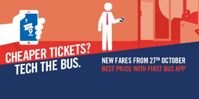 Image for 'Fare Changes - 27th October 2019'