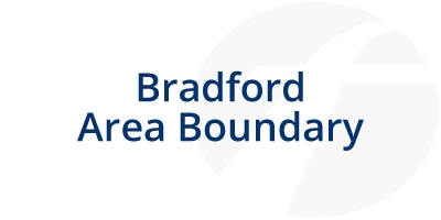 Image for 'Bradford Area Boundary'