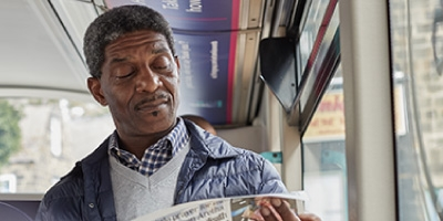Image for 'Free Senior Pass'