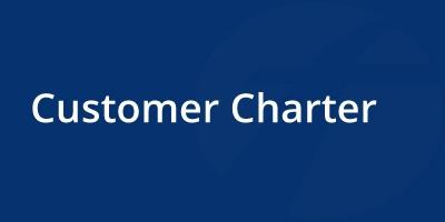 Image for 'Customer Charter'