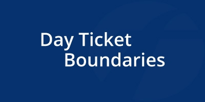 Image for 'Day Ticket Boundaries'
