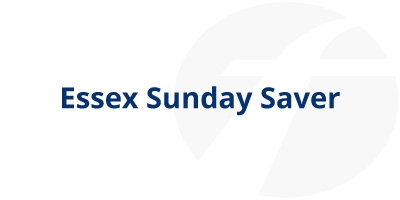 Image for 'Essex Sunday Saver'
