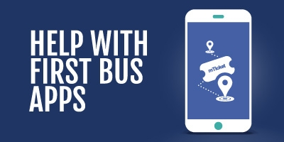 Image for 'Help with First Bus apps'