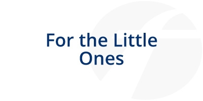 Image for 'For The Little Ones'