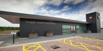 Image for 'Temple Green Park & Ride'
