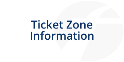 Image for 'Ticket Zone Information'