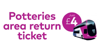 Image for 'Potteries return ticket'