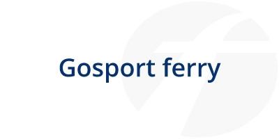 Image for 'Gosport ferry'