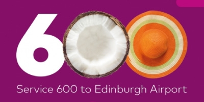 Image for '600 - Edinburgh Airport'